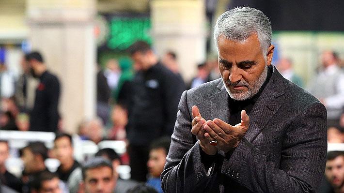 """Irán advierte Estados Unidos y califica de """"escalada extremadamente peligrosa"""" la muerte de Soleimani"""