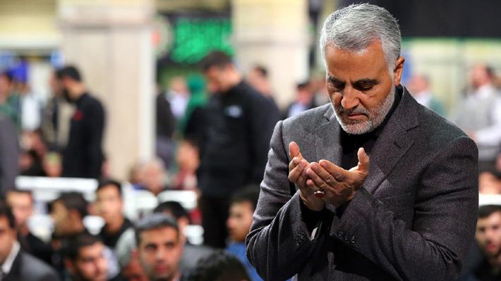 Irán nombra a nuevo jefe de la fuerza Al Quds tras muerte de Soleimani