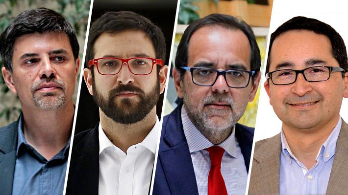 Un RD, un PS, un FRSV y un Ecologista: Los diputados que interpelarán a los cuatro ministros
