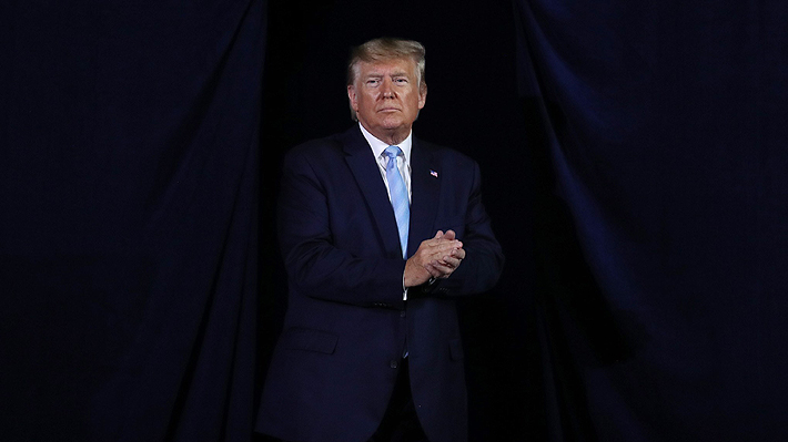 """Trump y conflicto con Irán: """"Estamos preparados para tomar cualquier acción que sea necesaria"""""""