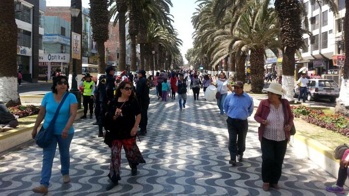 Coletazos de la crisis chilena en la economía peruana: Actividad en Tacna ha disminuido y exportaciones se reducirían