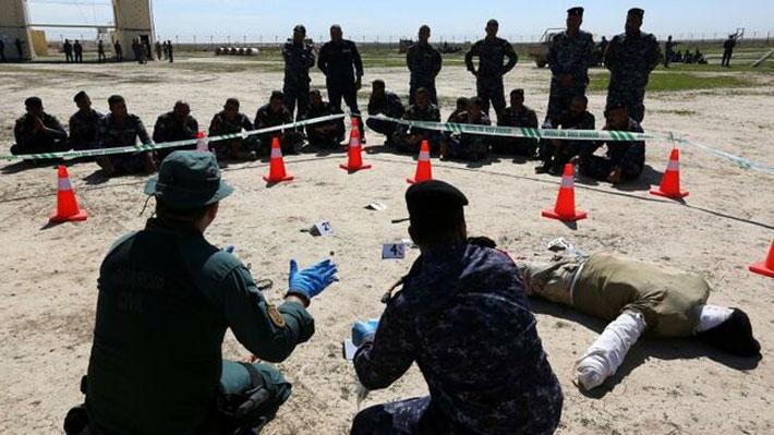 La OTAN suspende de forma temporal sus actividades de entrenamiento en Irak tras ataque de EE.UU.