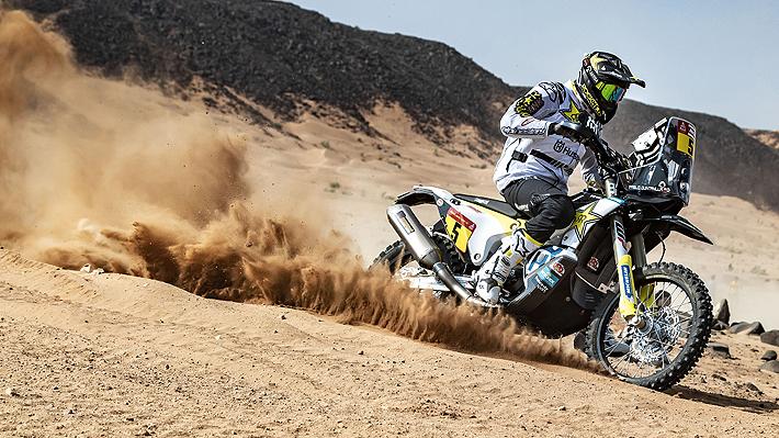 Pablo Quintanilla termina lejos del líder la primera etapa del Rally Dakar 2020