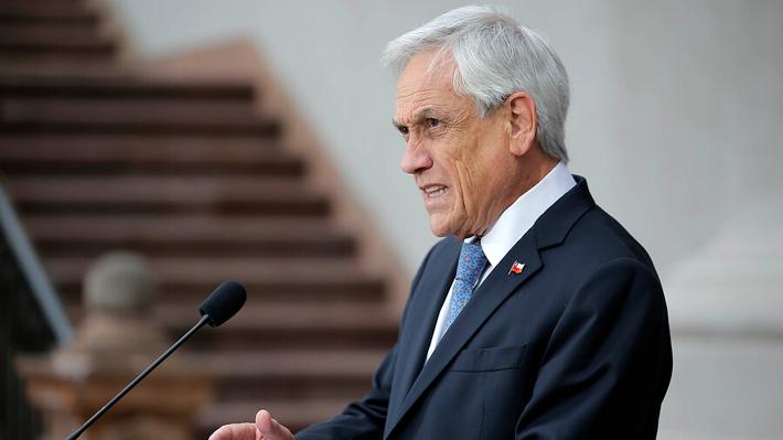 """Presidente Piñera y llamados a boicotear PSU: """"El Gobierno protegerá el legítimo derecho de la mayoría"""""""
