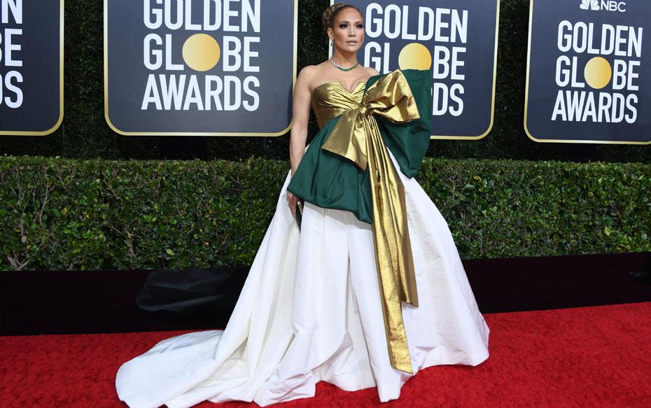 Galería: Jennifer Lopez, Scalett Johansson y Billy Porter entre los looks más comentados de los Globos de Oro 2020