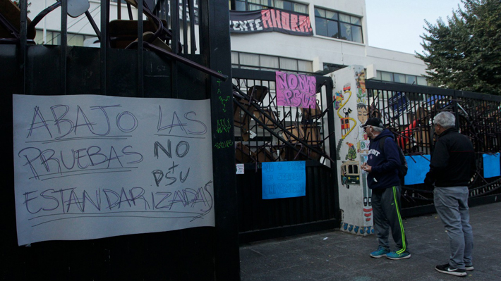 Sedes reemplazadas y reprogramación en Quellón marcan inicio de la rendición de la PSU
