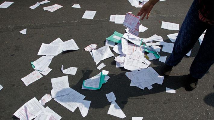 Alteraciones de la PSU en algunos locales: ¿Qué ocurre con los inscritos que no pudieron dar la prueba?