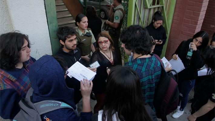 Demre suspende aplicación de la PSU para esta tarde y mañana en 64 locales por alteraciones