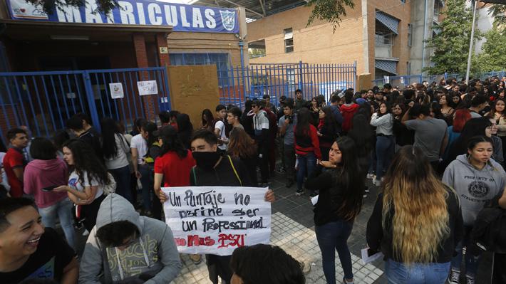 """Vocero de ACES: """"Mañana aumentarán las sedes suspendidas porque nos seguiremos manifestando"""""""