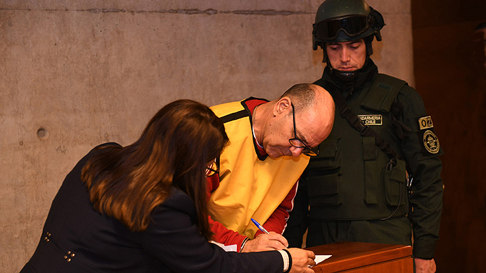Corte de Santiago rechaza recurso de amparo de ex frentista Mauricio Hernández Norambuena