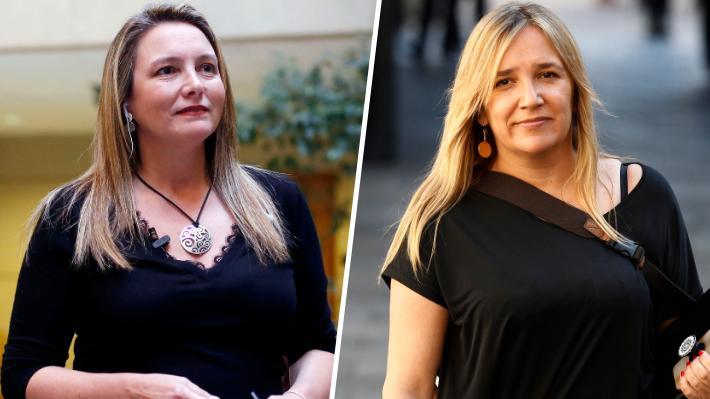 """Diputados de la UDI y de RN coordinarán trabajo por el """"No"""" a nueva Constitución"""