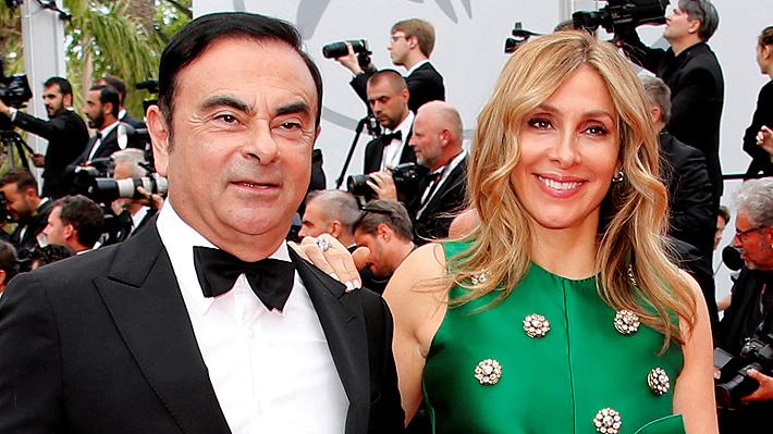 Emiten orden de arresto en Japón contra esposa de prófugo ex presidente de Nissan