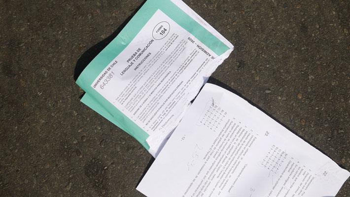 PSU: Revisa algunas de las preguntas filtradas de la prueba de Historia, Geografía y Ciencias Sociales
