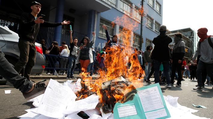 Boicot a la PSU abre debate sobre las condiciones para hacer el plebiscito y la legitimidad del proceso constituyente