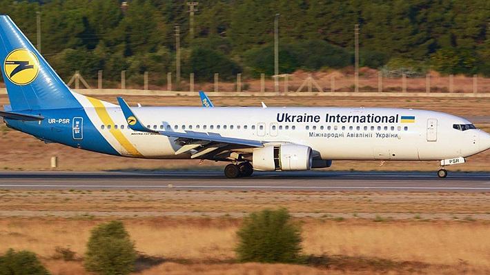 Avión ucraniano con 176 personas a bordo se estrella en Teherán