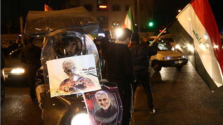 Ejército iraní advierte a EE.UU. con fuerte respuesta ante eventual represalia por ataque a tropas en Irak