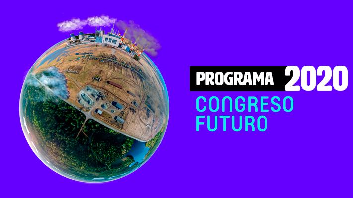 Cuatro charlas magistrales y 23 foros: El calendario del Congreso Futuro 2020 en la RM