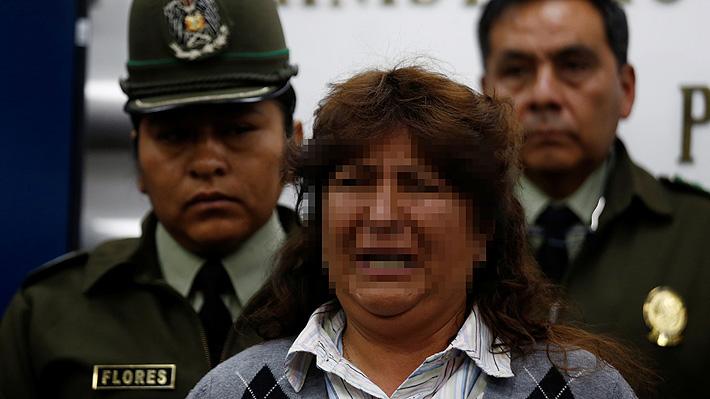 """Detienen en Bolivia a mujer acusada de """"financiar"""" actos de Evo Morales en Argentina"""