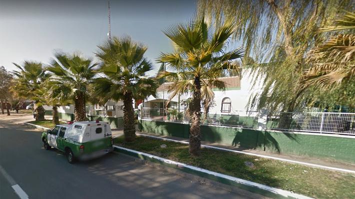 La 55° de Pudahuel: La comisaría que lleva el nombre de un mártir de Carabineros que ha sido foco de enfrentamientos