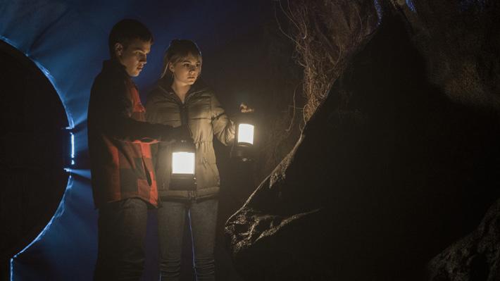 """""""Locke & Key"""", la nueva serie fantástica de Netflix basada en los exitosos cómics de Joe Hill y Gabriel Rodríguez"""