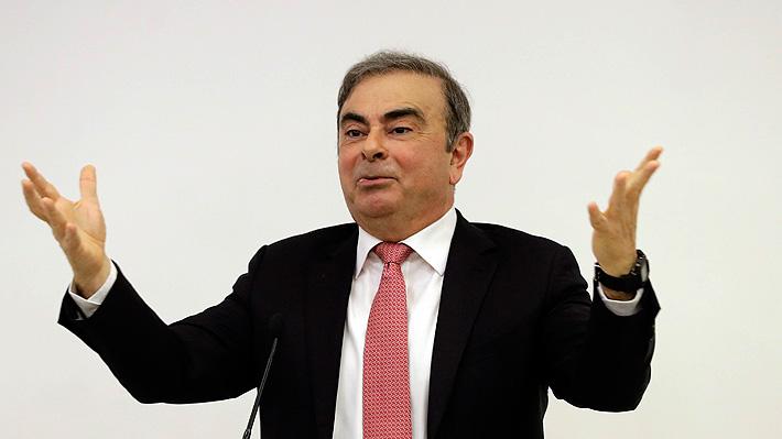 Fiscalía General del Líbano prohíbe salir del país a ex presidente de Nissan