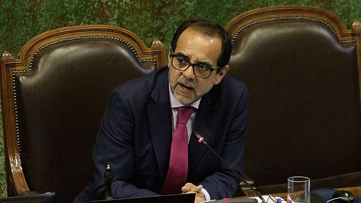 """Mulet en la previa de la interpelación a Briones: """"Hoy espero entender al ministro o que él nos entienda a nosotros"""""""