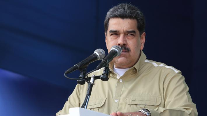 """Maduro solicitó a la Constituyente """"poner orden"""" en la Asamblea Nacional tras la reelección de Guaidó"""