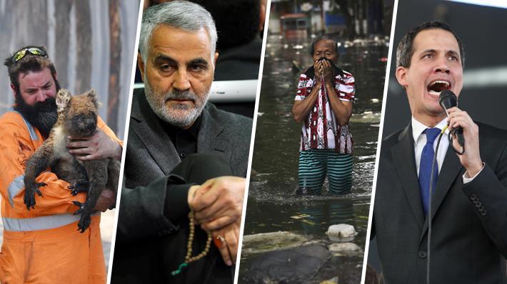 De Australia a Irán: Los hechos que han marcado los vertiginosos primeros 10 días del año