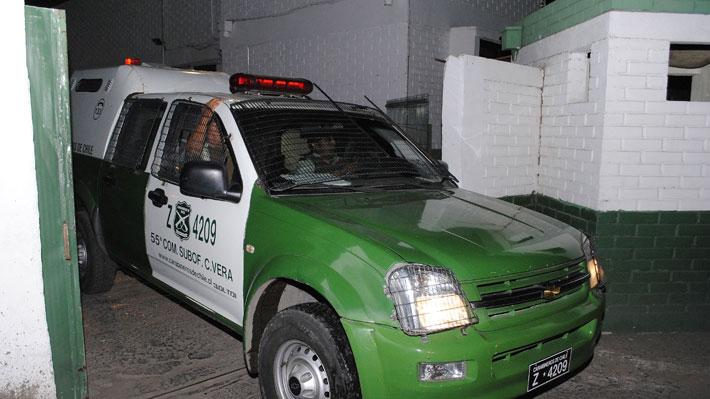 Nuevo ataque con barricadas y molotov a comisaría en Pudahuel: Hubo siete detenidos