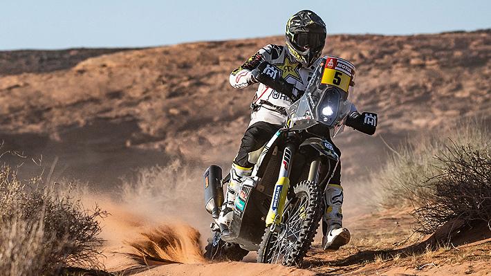 Quintanilla aprovecha problemas del actual campeón y el argentino Benavides y vuelve a ser sublíder de la General del Dakar