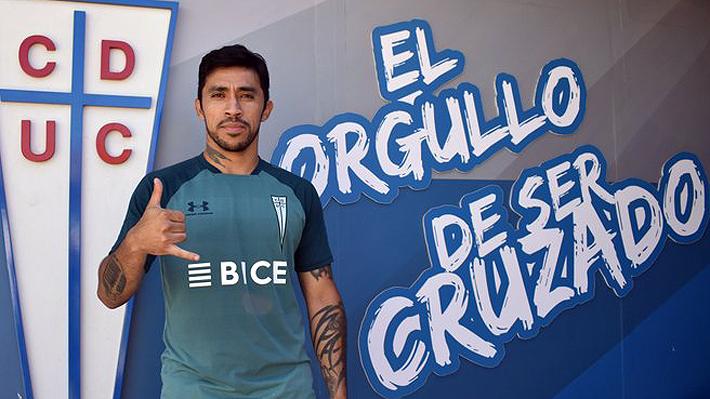 Católica confirma que Edson Puch seguirá siendo jugador cruzado por 2 años más, pero debió ceder a joven volante a Everton