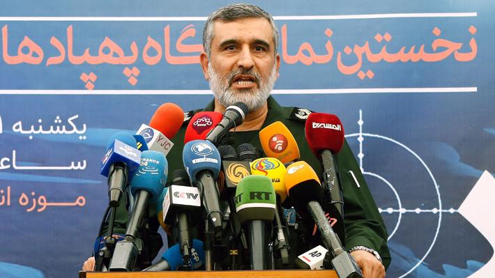 Guardia Revolucionaria iraní explica que confundió avión ucraniano con un misil de crucero