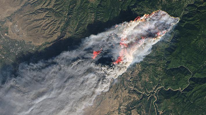 Bombero fallece combatiendo incendio forestal en Australia: Ya van al menos 27 víctimas por los siniestros