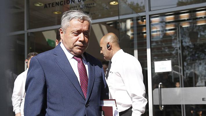 """Removido ex juez Emilio Elgueta: """"Este fue un tema político de sacar a ministros de izquierda"""""""