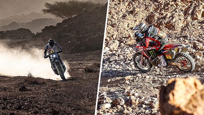 Dakar: Se reincorporan tiempos a pilotos que asistieron a Goncalves y Quintanilla  y Cornejo bajan en la etapa