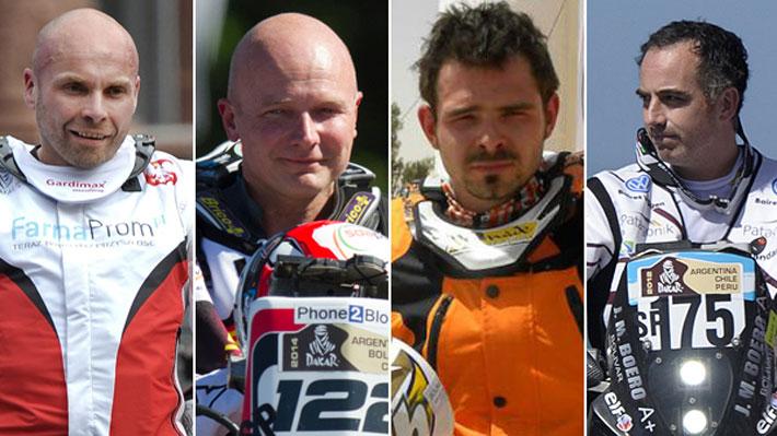 Las cinco muertes de pilotos que han enlutado al Dakar desde que se corre en Sudamérica