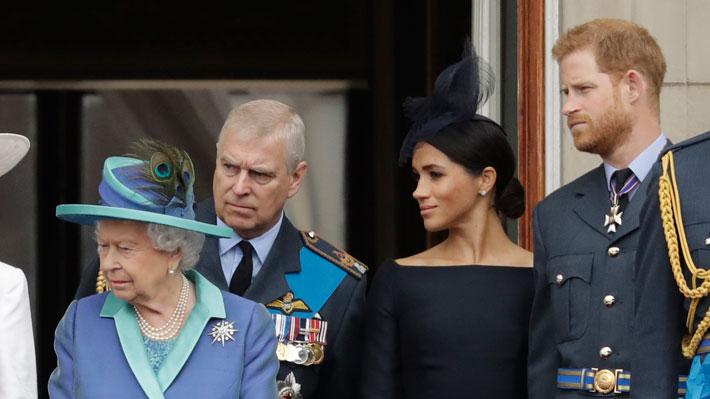 Reina Isabel II se reunirá con Harry y toda la familia real: Meghan participará por teléfono