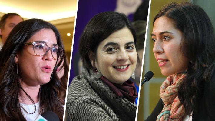 Mujeres de oposición piden al Senado que apruebe paridad en órgano constituyente durante enero