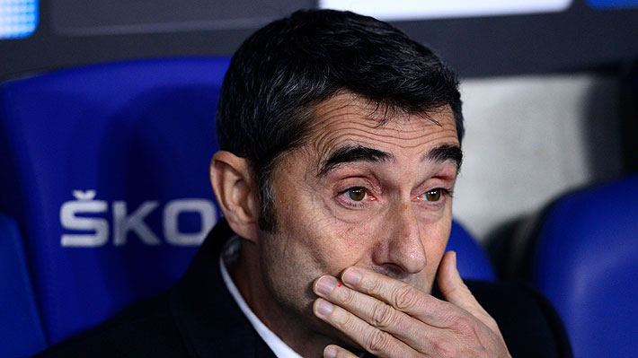 En España aseguran que Valverde podría ser destituido hoy del Barcelona e incluso dan nombres de posibles reemplazantes