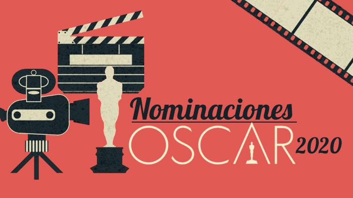 ¡Los Premios Oscar ya revelaron a sus nominados! Ésta es la selección oficial de la 92° ceremonia