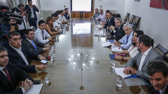 """Presidente llama a Chile Vamos a trabajar con """"unidad y humildad"""" y escuchar a la gente con una """"atención especial"""""""