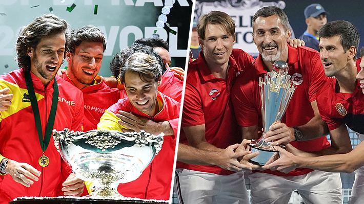 ¿Es mejor la Davis de Piqué o la ATP Cup? El debate que se ha generado y la innovadora idea que propusieron Nadal y Djokovic