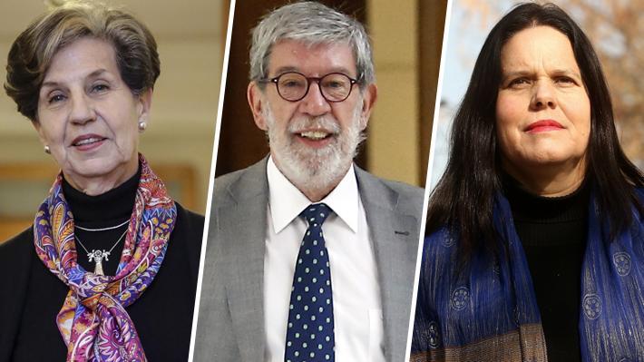 Parlamentarios PS critican renuncia de Díaz y Maya Fernández descarta seguir sus pasos