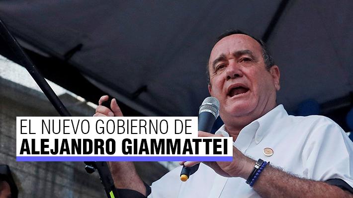 Nuevo Gobierno en Guatemala: Las claves que podrían definir la administración de Alejandro Giammattei