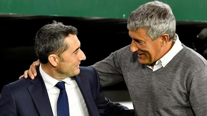 Sacó a Felipe Gutiérrez del Betis: Quién es Quique Setién, el reemplazante de Valverde en el Barcelona