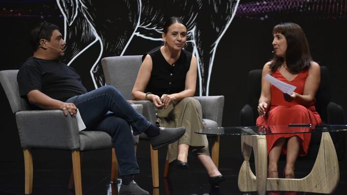 Cuatro formas de convivir en Plaza Italia: El análisis de una antropóloga en el Congreso del Futuro