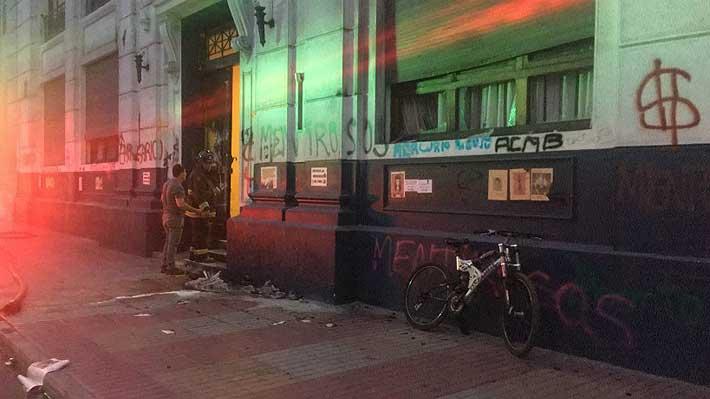 Atacan oficinas de El Mercurio de Antofagasta: Desconocidos robaron computadores y otros elementos