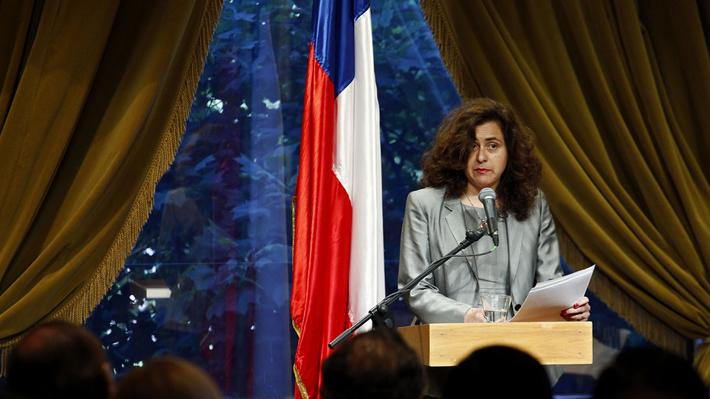 """Amenazas a jueza Atala: Magistrados llaman a autoridades a adoptar medidas para trabajar """"en condiciones de seguridad"""""""