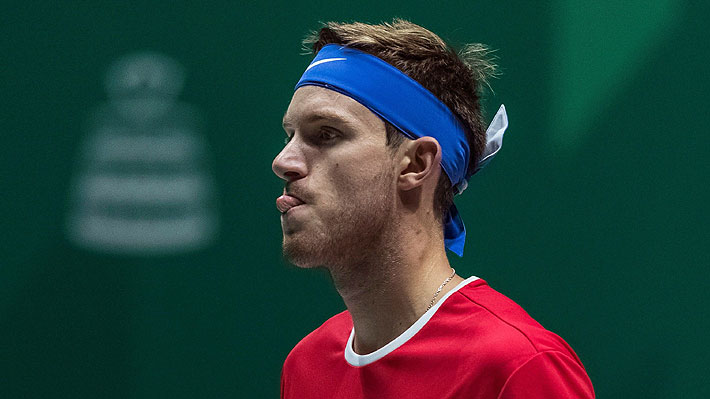 Los torneos que se perdería Jarry y la caída en el ranking que podría tener tras ser suspendido provisionalmente