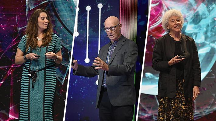 """""""Dime cómo te alimentas y te diré quién eres"""": La nutrición se toma el debate en el Congreso del Futuro"""
